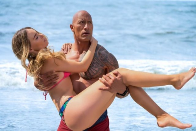 Dwayne Johnson - Baywatch