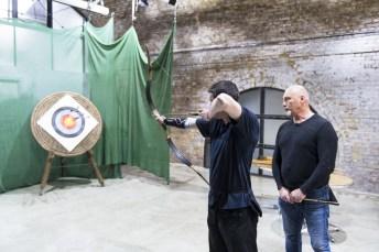 Game of Thrones Stunt Day - Season 7
