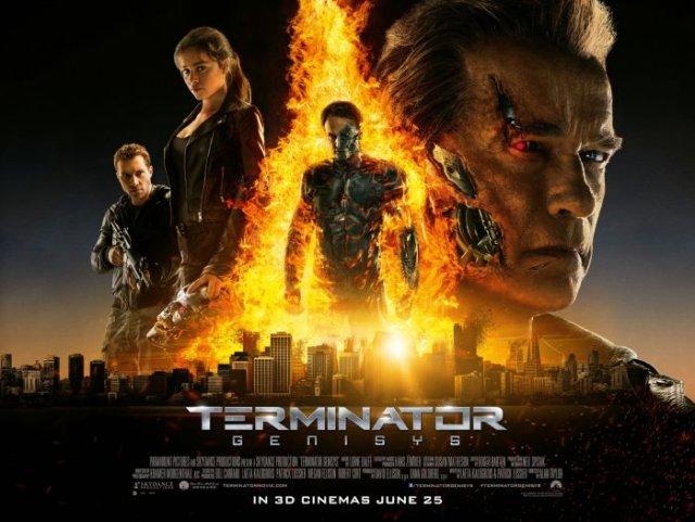 Arnold Schwarzenegger - Termintor Genisys