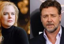 Nicole Kidman Russell Crowe