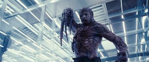 resident evil movies monster