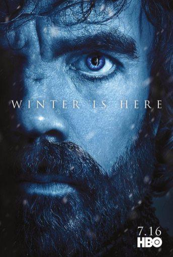 Game of Thrones Season 7 UK Poster