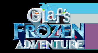 Olaf's Frozen Adventure Logo