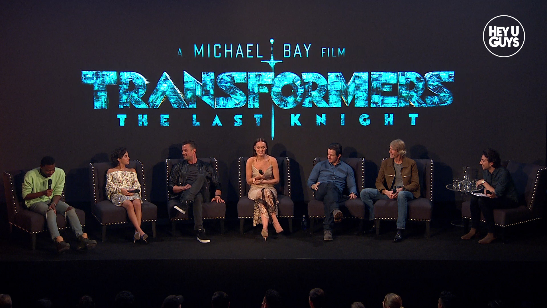 Transformers - The Last Knight Q&A
