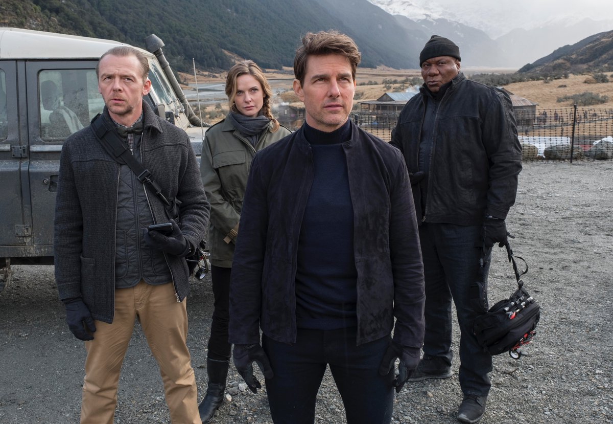 Tom Cruise and his gang are in a race against time in new trailer for Mission Impossible Fallout                   By Zehra Phelan