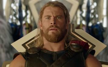 Chris Hemsworth hints at a return to Thor