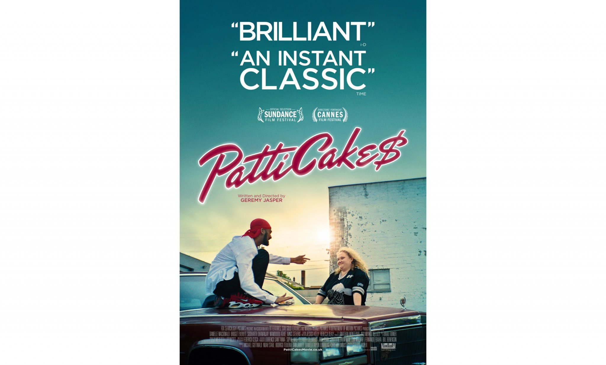 Win a pair of tickets to the PATTI CAKE Premiere at Somerset