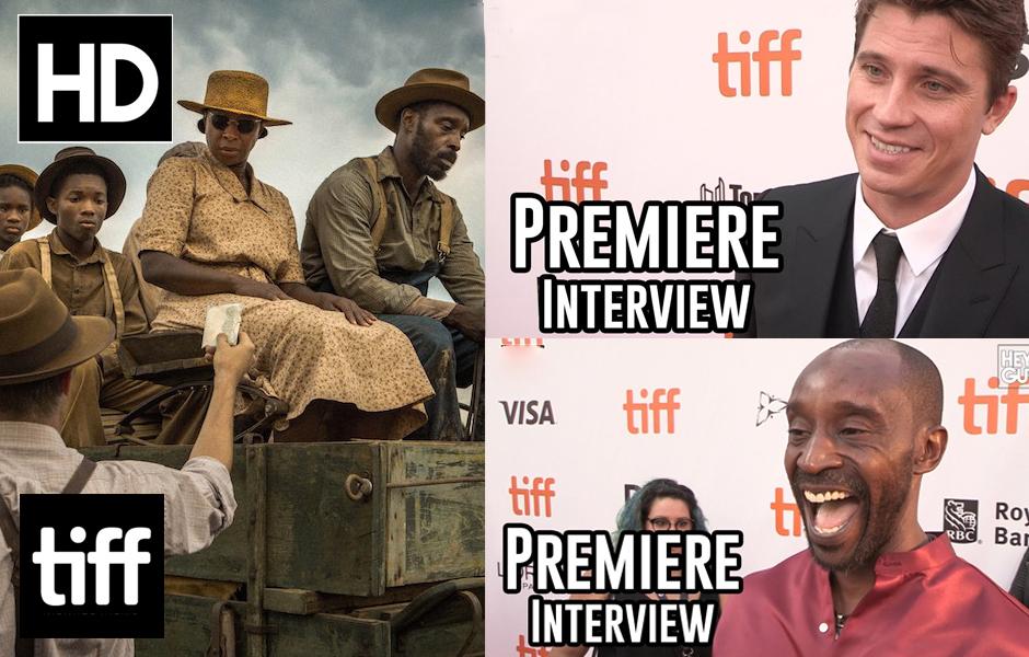 Mudbound Premiere Interview