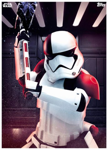 Star Wars The Last Jedi Topps Cards (12)