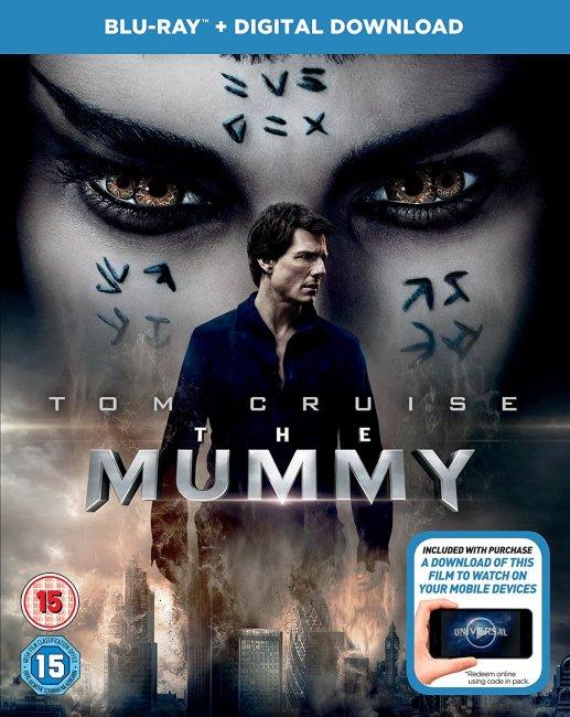 The Mummy Blu-ray