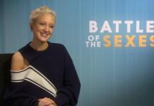 Andrea Riseborough Battle of the Sexes
