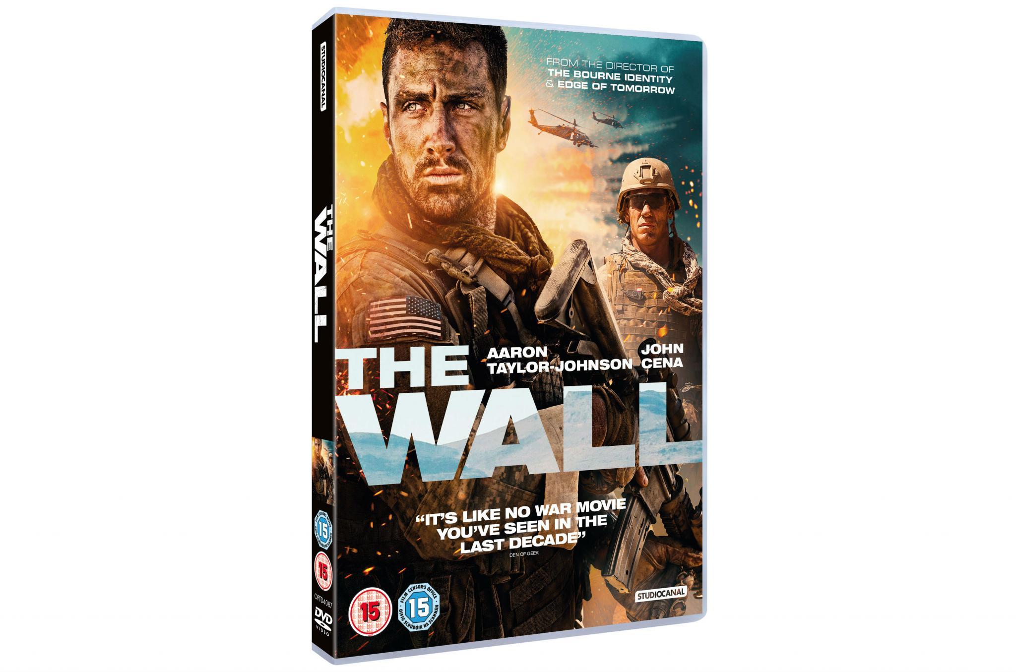 Win The Wall on DVD - HeyUGuys