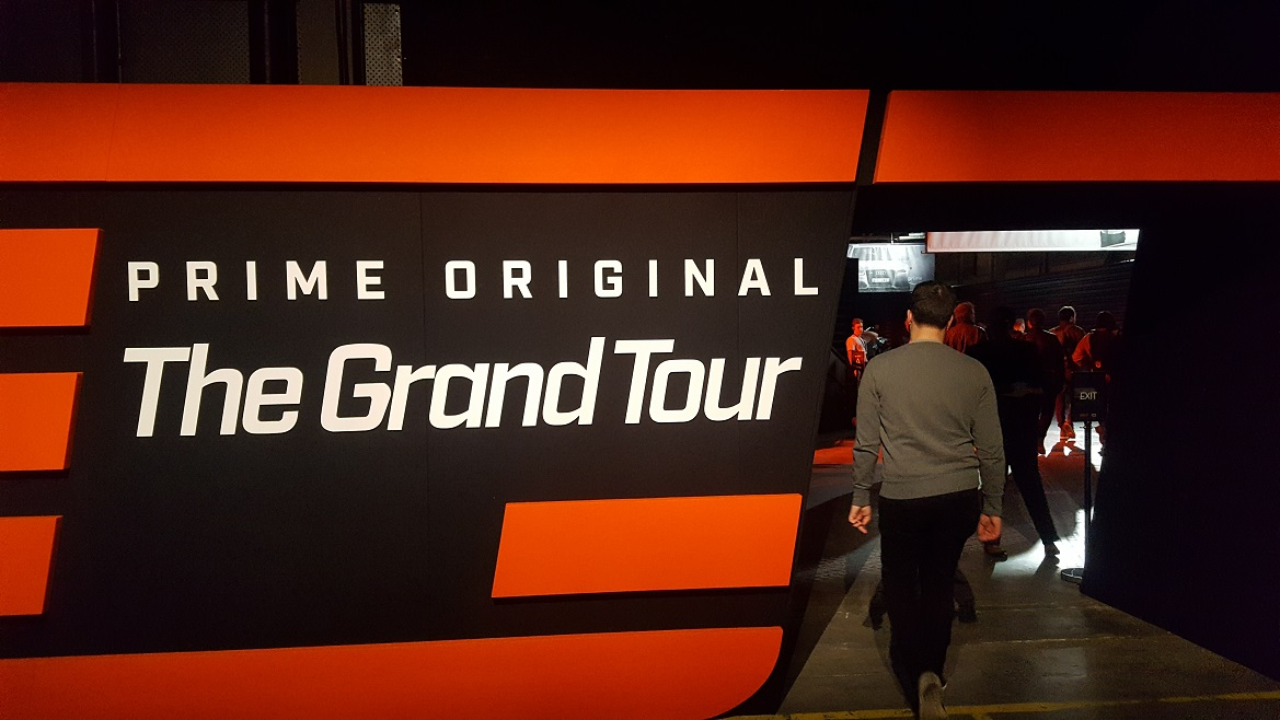 The Grand Tour Launch