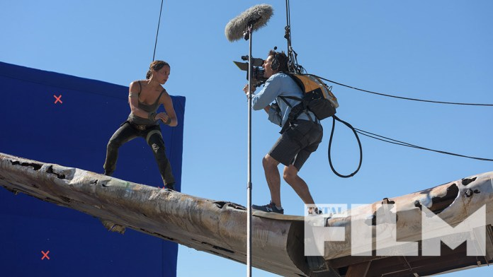 Tomb Raider stills
