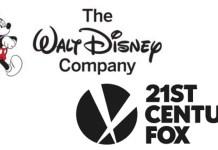 The Walt Disney Company & Fox Logos