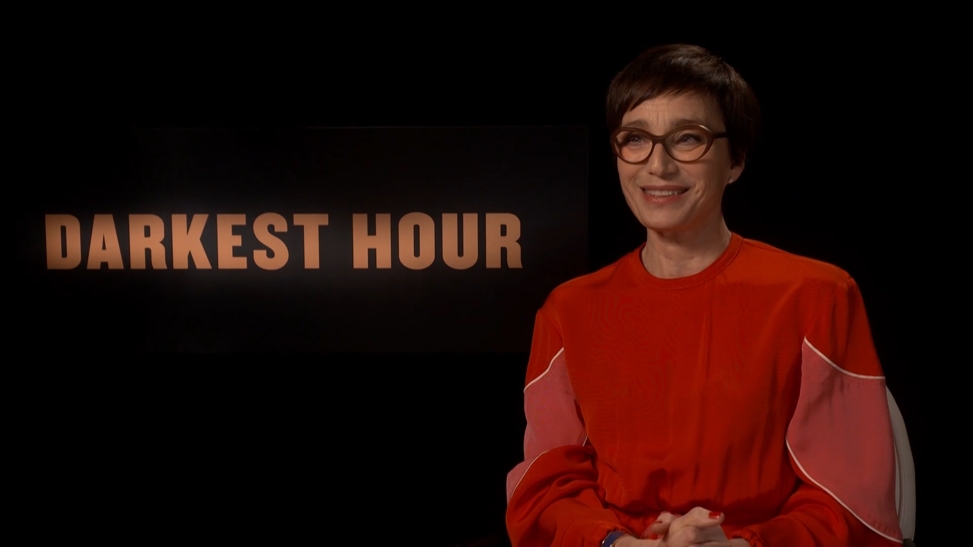 Kristin Scott Thomas Darkest hour