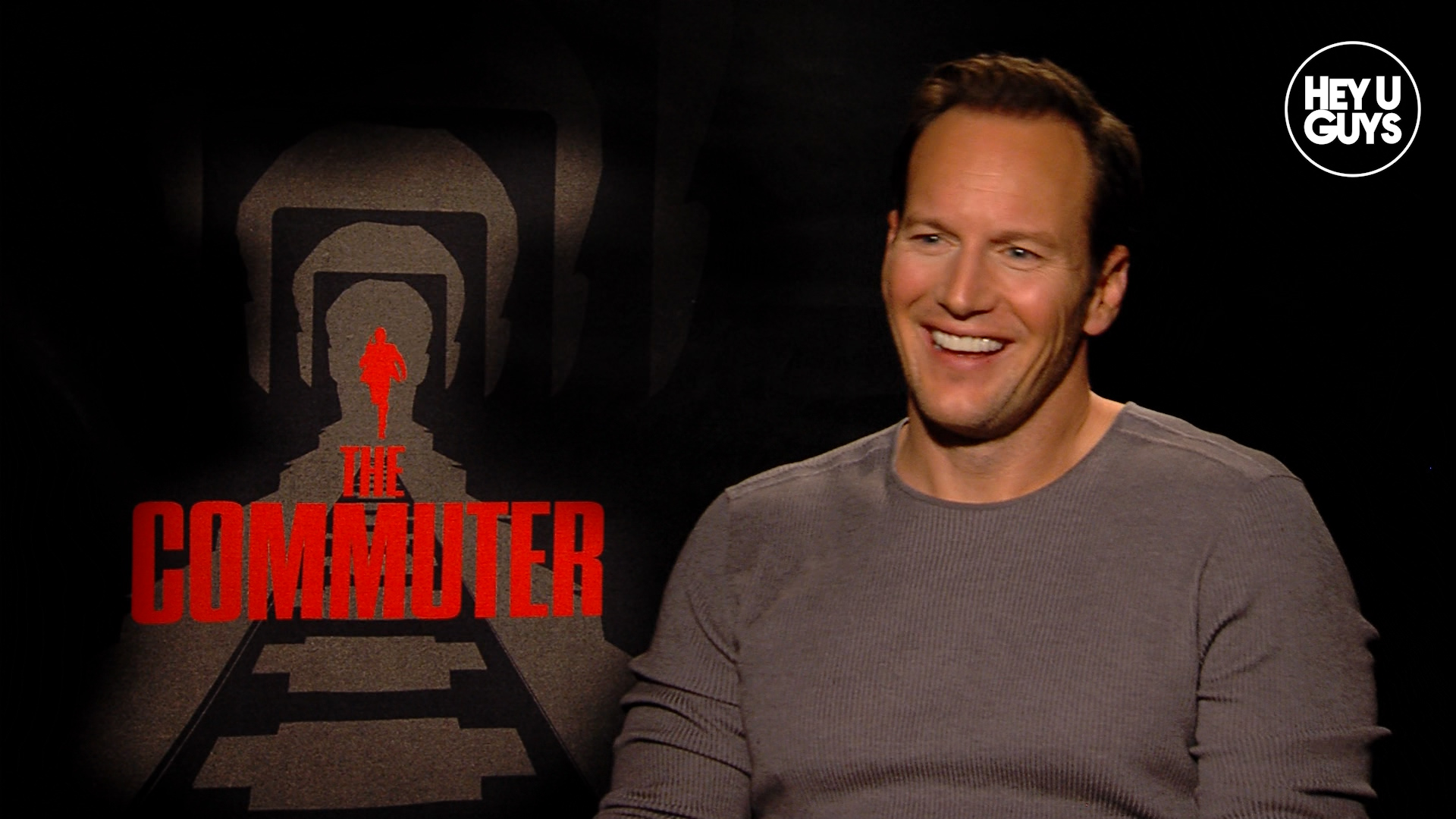 Patrick Wilson The Commuter