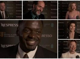 2018 BAFTA nominees party
