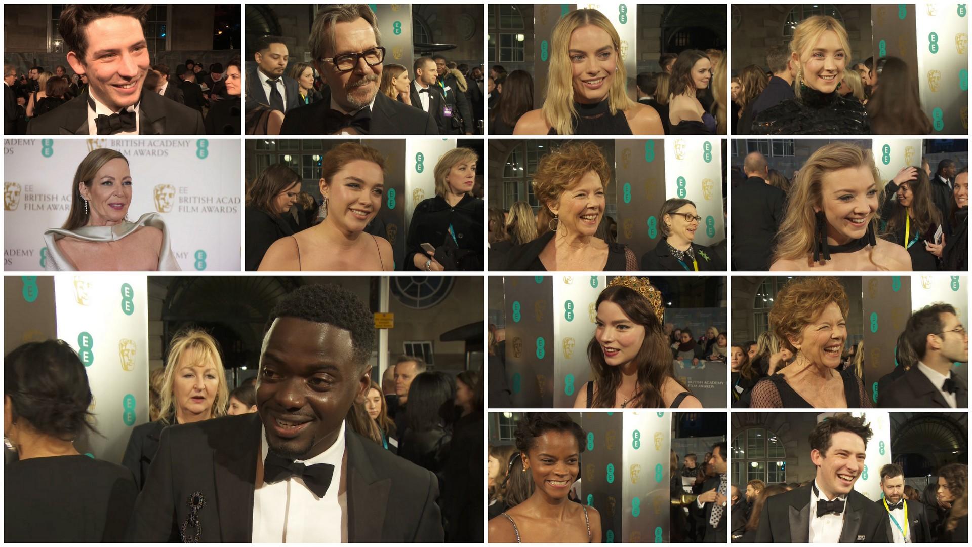 BAFTA Awards 2018
