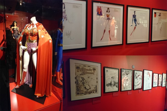 DC Exhibition Dawn of Super Heroes