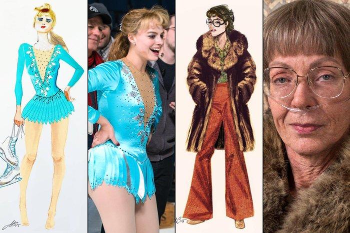 I Tonya costumes