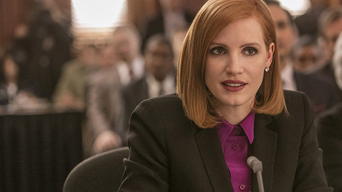 Jessica Chastain Mother's Instinct