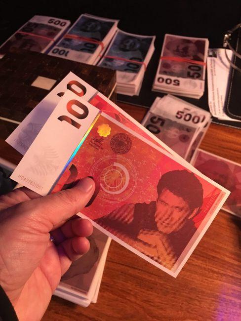 Mute David Hasslehoff money