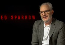 Red Sparrow Francis Lawrence