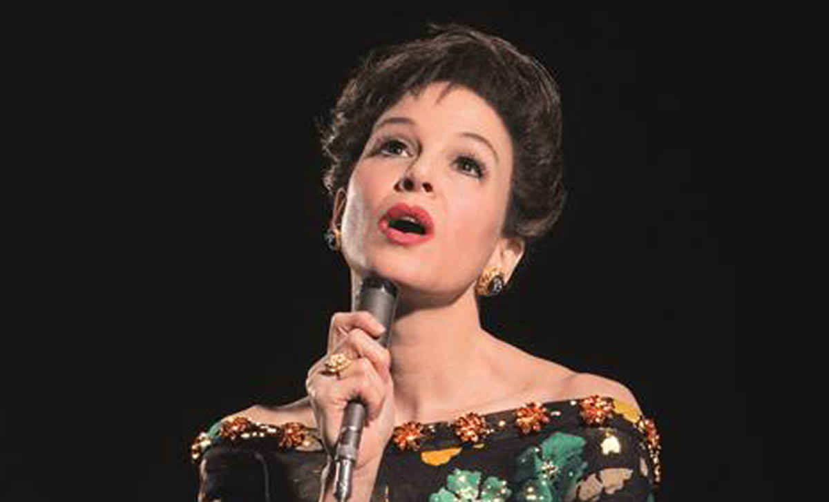 Renee Zellweger as Screen Icon Judy Garland in 'Judy'