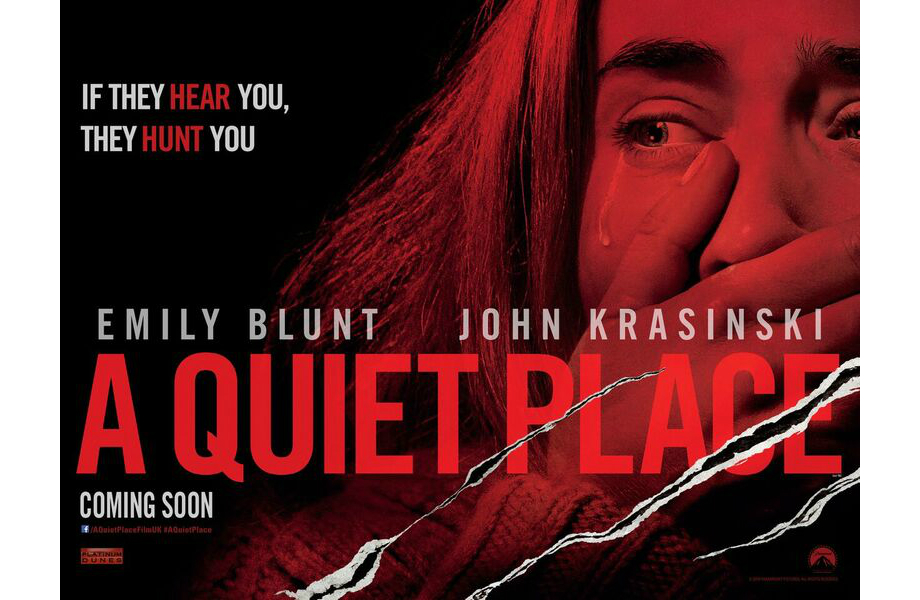 Image result for a quiet place poster