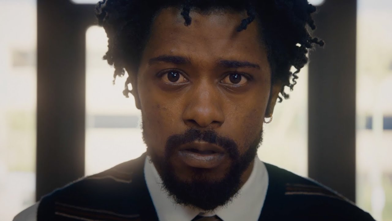 Poster and trailer for Sorry to Bother You starring Lakeith Stanfield