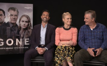 gone cast interviews