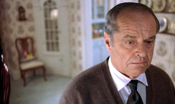 Jack Nicholson in Alexander Payne's About Schmidt