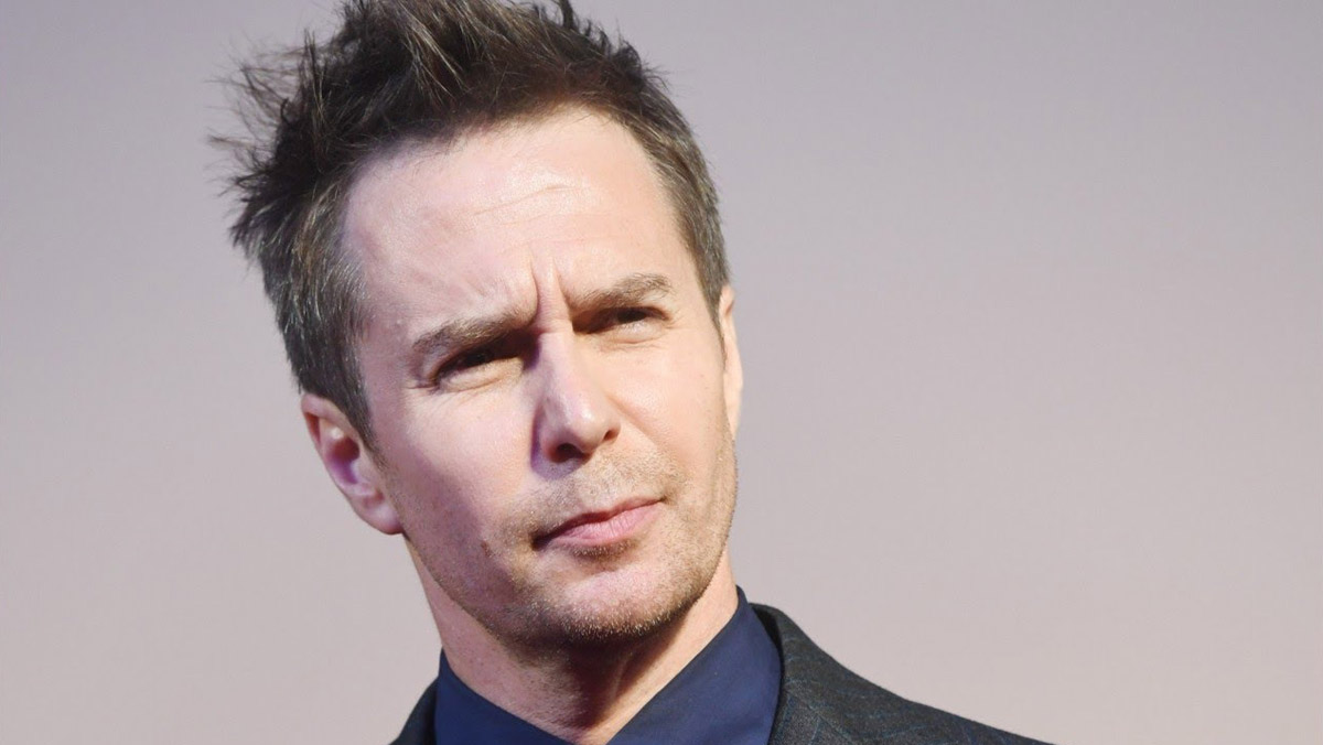 Sam Rockwell Eyes Taika Waititi's 'Jojo Rabbit' With Scarlett Johansson