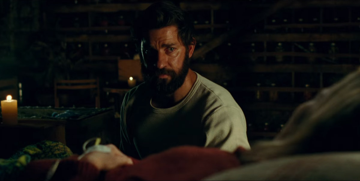 John Krasinski will follow up A Quiet Place with a sci-fi flick