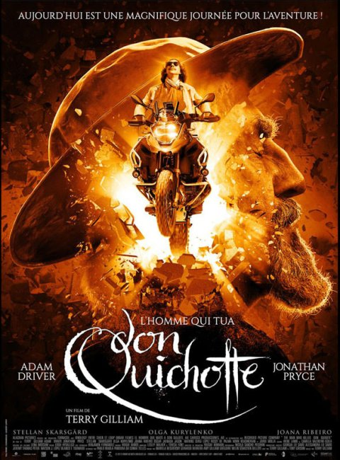 The Man Who Killed Don Quixote Movie Poster