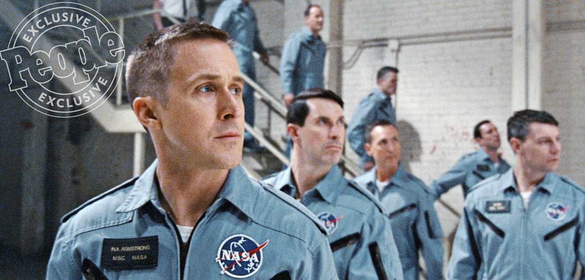 Damien Chazelle's long journey into space
