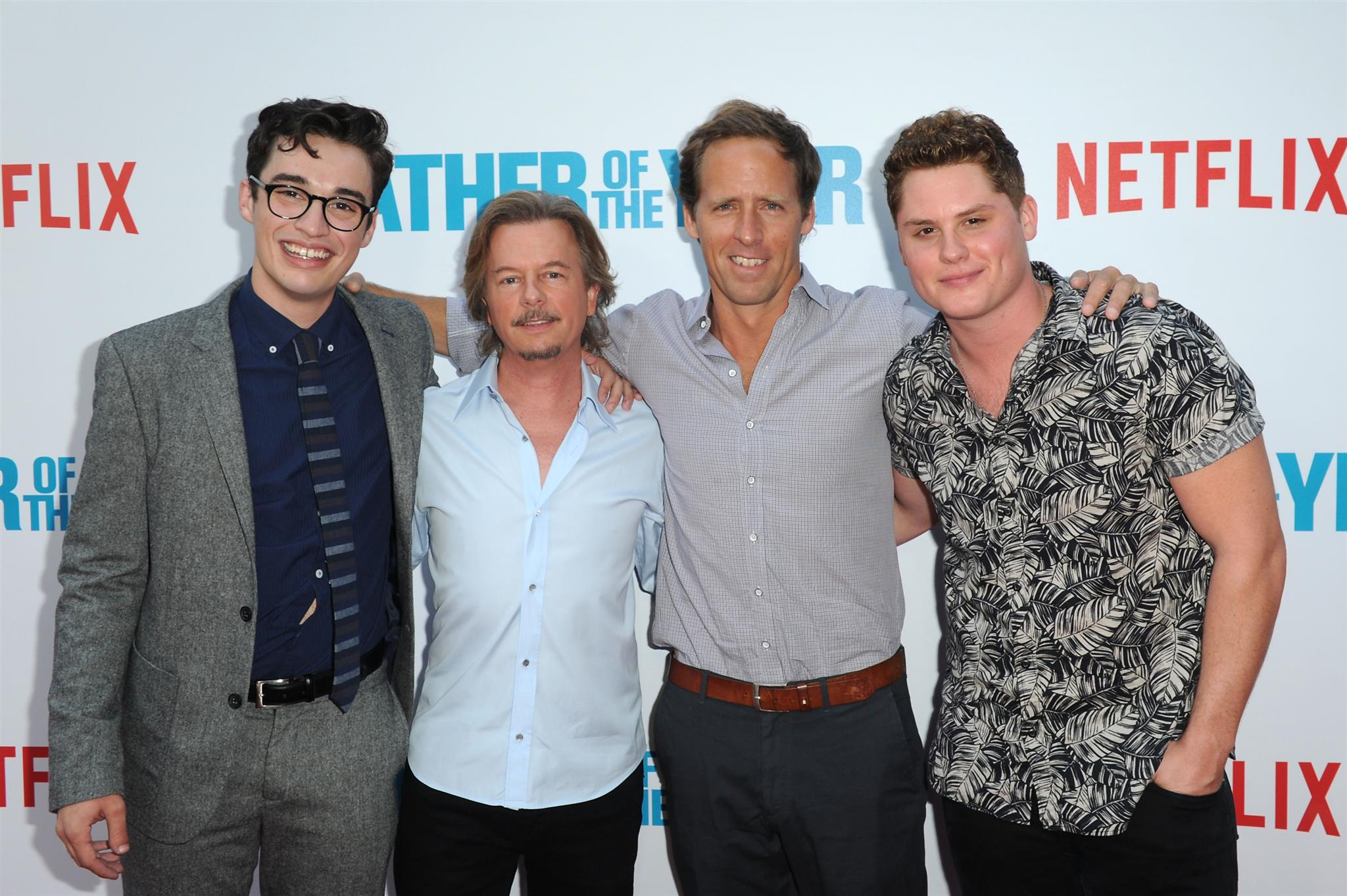father of the year premiere