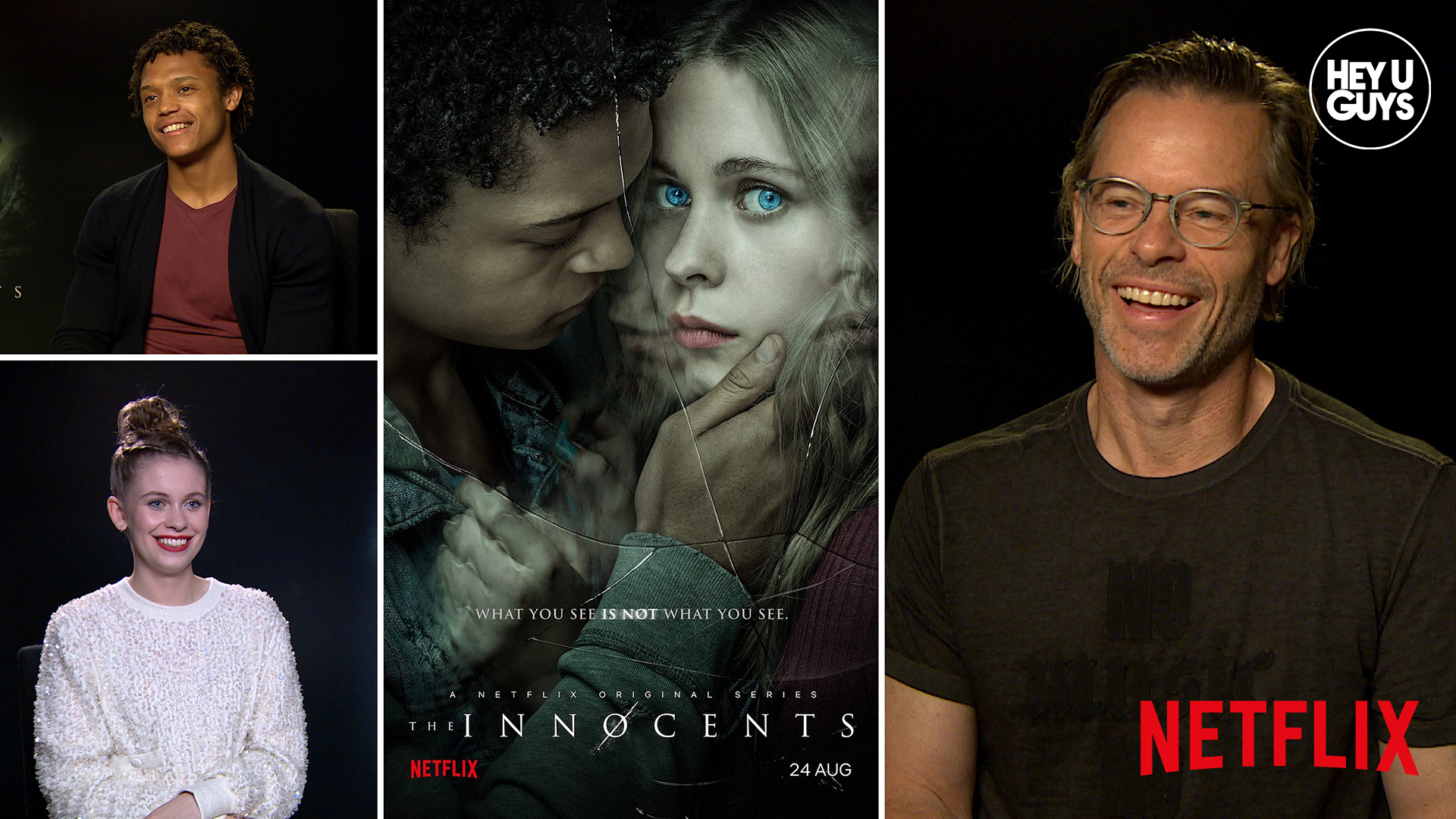 The Innocents Cast Interviews