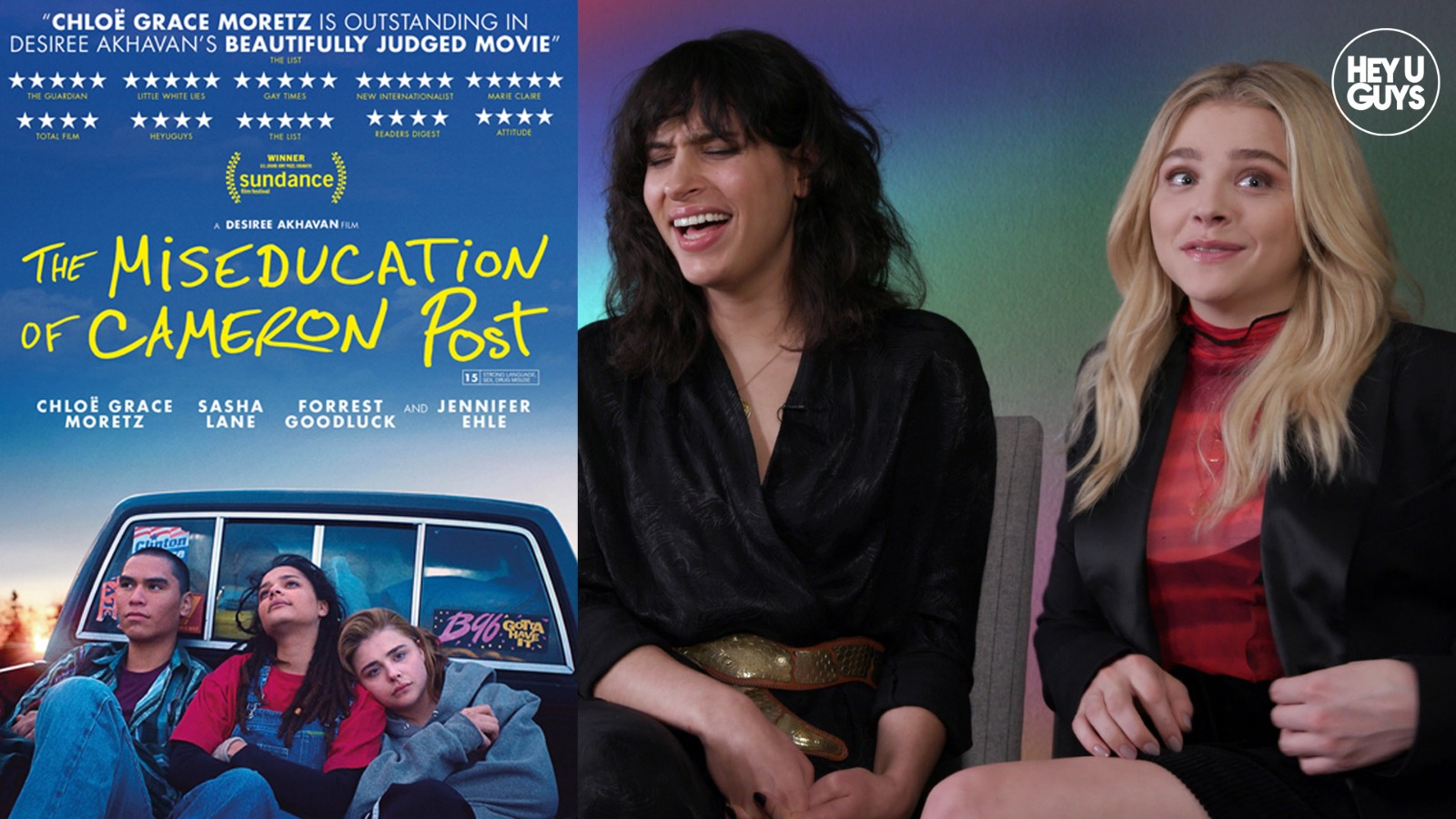 Chloe Moretz Desiree Akhavan On The Miseducation Of Cameron Post