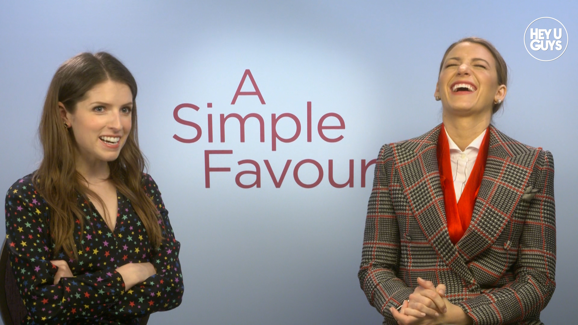 anna kendrick blake lively a simple favour interview