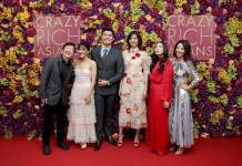 crazy rich asians uk premiere cast