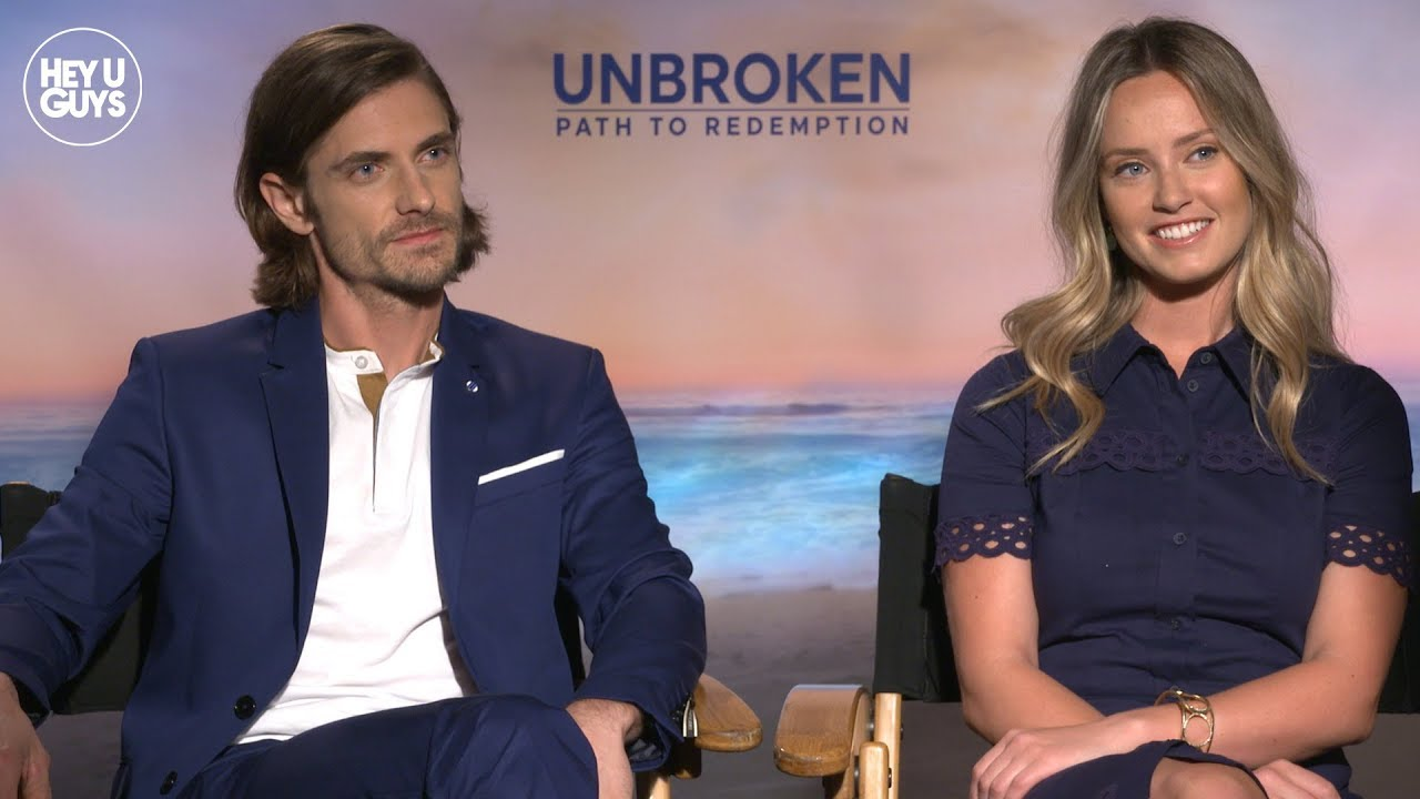 unbroken path to redemption cast interviews