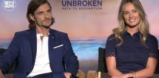 unbroken path to redemption cast interviews