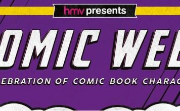 HMV Comic Week