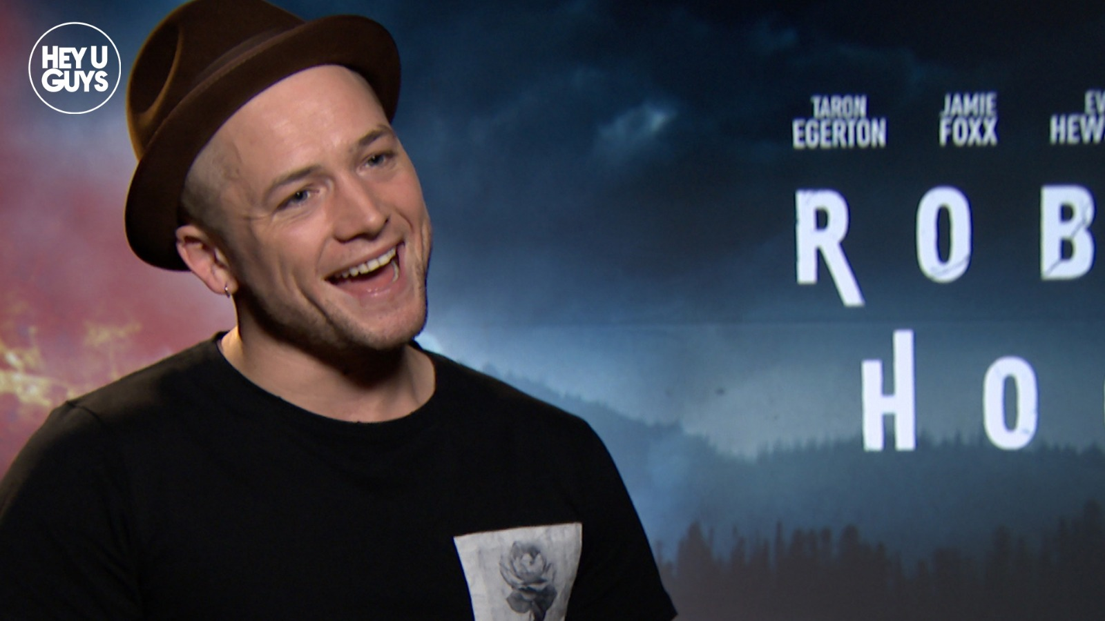 Exclusive: Taron Egerton & Otto Bathurst on bringing Robin Hood back to life