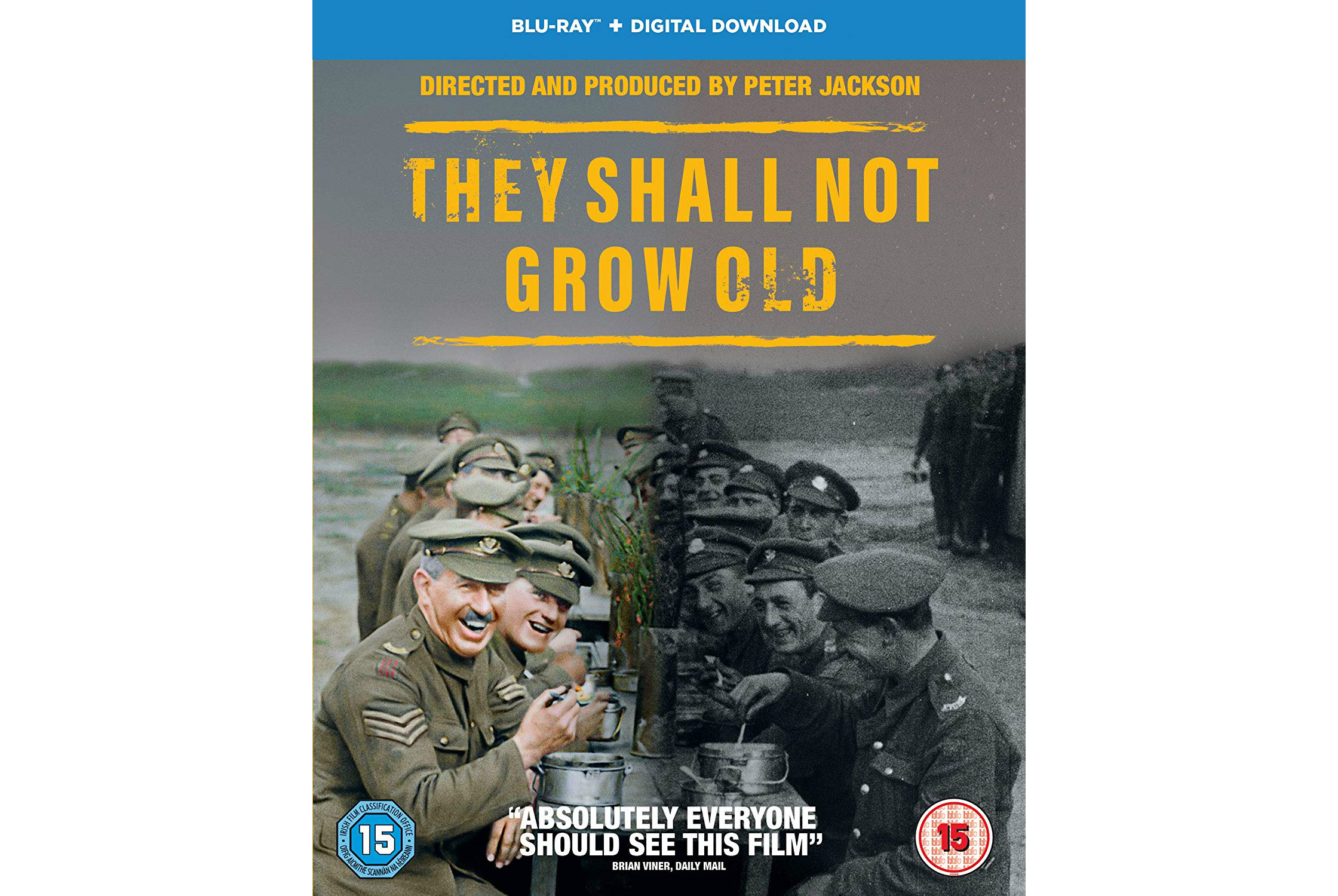 they shall not grow old digital download