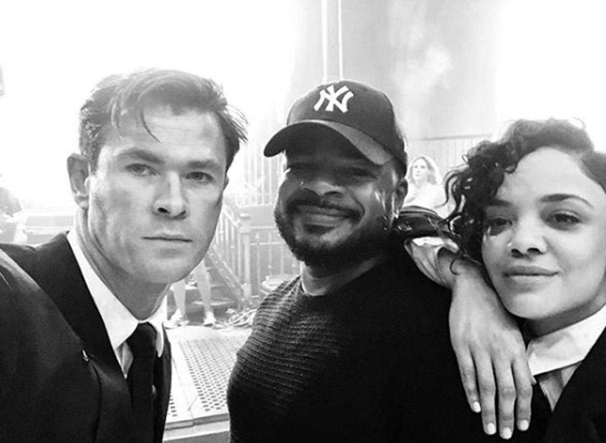 The Men in Black spinoff to be called Men in Black