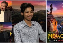 mowgli cast interviews