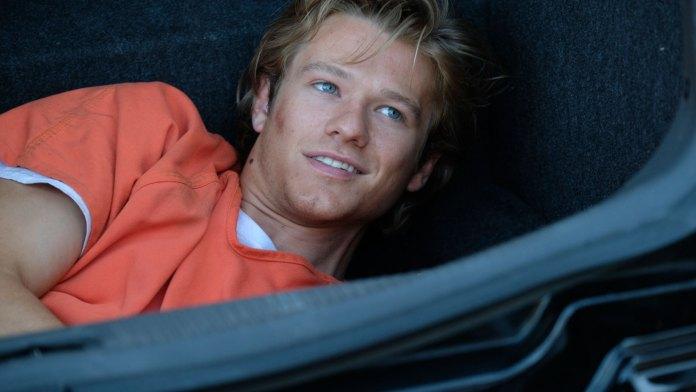 Lucas Till as MacGyver.